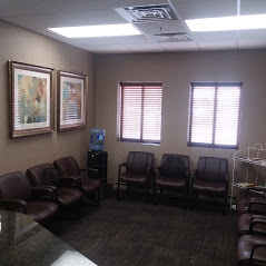 Pladson-Lau Chiropractic Waiting Room